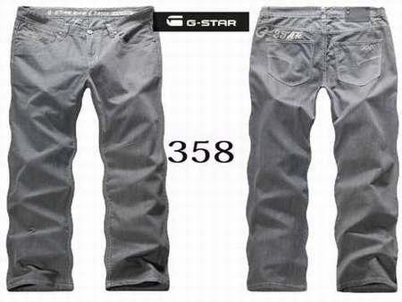 Jeans point zero pour homme